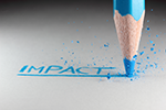 Learn how change impact can be estimated early in an initiative